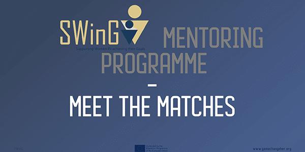 SWinG Mentors and Mentees