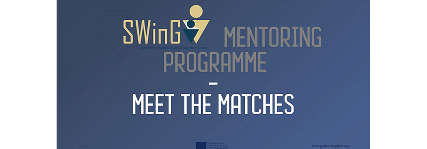 SWinG Mentors and Mentees