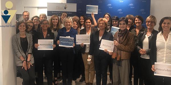 SWinG mentors Orienteering Session Paris 4 oct 2019
