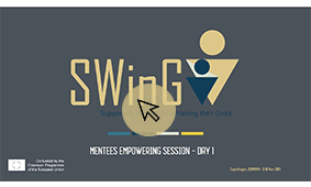 SWinG session d'empowerment pour les mentees